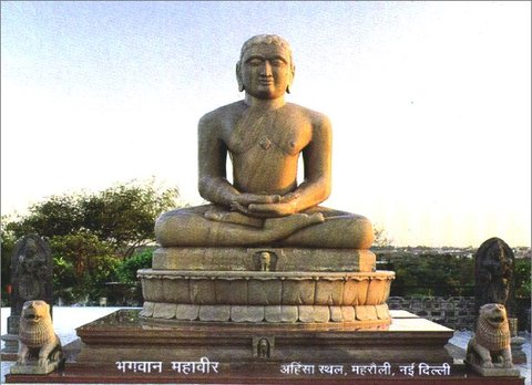 the fundamental similarities between the mahavira and the buddha